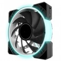 EuroTech RAINBOW FAN RGB LED 120MM - Preto