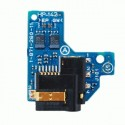 Placa PCB c/ conetor de Phones - PSP Slim 200x