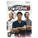 Top Spin 3 Wii