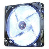 Ventoinha Nox Coolfan 120mm LED White