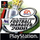 The F.A Premier League Football Manager 2000 PS1