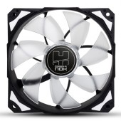 Ventoinha Nox Hummer H-Fan 120 LED White