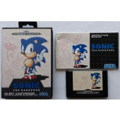 Sonic the Hedgehog Mega Drive