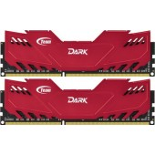 Team Group Series Dark Red DDR3 Kit 8GB 1600MHZ CL9