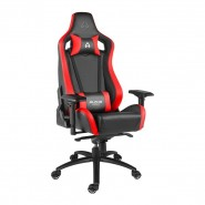Cadeira Alpha Gamer Polaris Racing Black / Red
