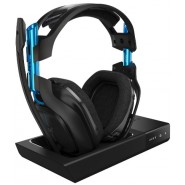 Auscultadores Wireless Astro A50 Black