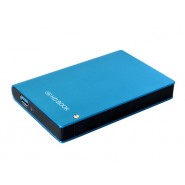 1Life hd:Book Blue USB 3.0