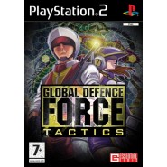 Global Defence Force Tactics PS2