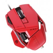 Rato Gaming Mad Catz R.A.T. 5 Red