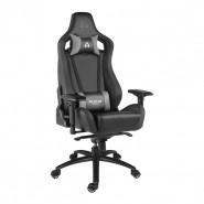 Cadeira Alpha Gamer Polaris Racing Black