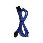 BitFenix 8-Pin PCIe Sleeved Blue / Black 45cm