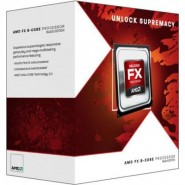 AMD FX Series 4300 AM3+ 3.80GHz 4MB Black Edition