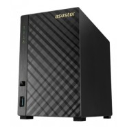 NAS Asustor AS1002T p/ 2 HDD