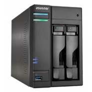 NAS Asustor AS6202T p/ 2 HDD