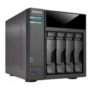 NAS Asustor AS6104T p/ 4 HDD