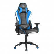Cadeira Alpha Gamer Delta Black / White / Blue