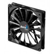 Ventoinha Aerocool Shark Black 120mm