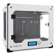 Impressora 3D Bq WitBox Single Extruder White