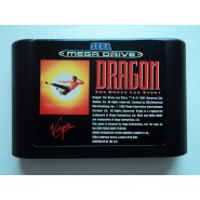 Dragon: The Bruce Lee Story Mega Drive