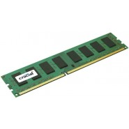 Crucial 4GB DDR3 1600MHZ CL11 Single Rank