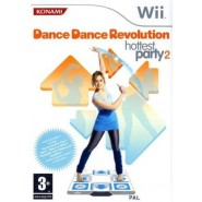 Dance Dance Revolution Hottest Party 2 Wii