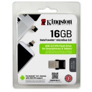Pen Drive Kingston Datatraveler Microduo 16GB USB3.0 OT