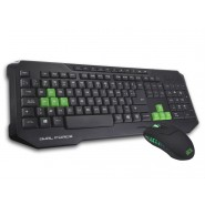 Teclado + Rato B-Game Dual Force Bundle