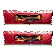 G.Skill Ripjaws 4 RED 8GB 2x4GB DDR4 2400Mhz CL15