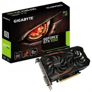 Gigabyte NVIDIA GTX 1050 Windforce OC 2GB GDDR5