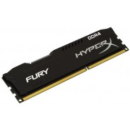 Kingston HyperX Fury Black 8GB DDR4 2400MHZ CL15