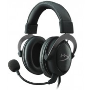 Auscultadores Kingston HyperX Cloud II Gun Metal PC/PS4/XboxOne