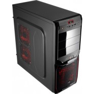 Caixa Aerocool V3X Advance Devil Red USB 3.0
