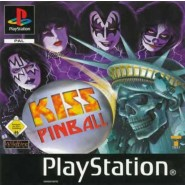 Kiss Pinball PS1