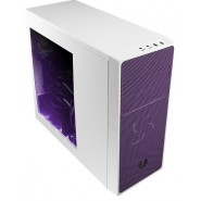 Caixa BitFenix Neos Window White/Purple