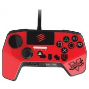 Comando Mad Catz SFV Fightpad Pro A3 Red Ken PS4