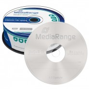 25 MediaRange DVD+R DL 8x 8.5GB