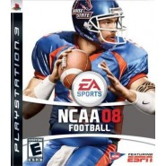 NCAA 08 Football PS3