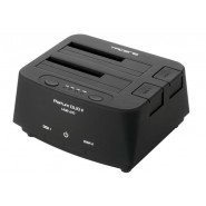 Docking Station Tacens Portum Duo USB 3.0