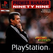 Premier Manager Ninety Nine PS1