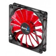 Ventoinha Aerocool Shark Devil Red 140mm