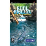 Reel Fishing: The Great Outdoors PSP