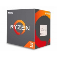 AMD Ryzen 3 1200 Quad-Core 3.1GHz c/ Turbo 3.4GHz AM4