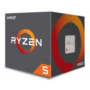 AMD Ryzen 5 1400 Quad-Core 3.2GHz c/ Turbo 3.4GHz AM4