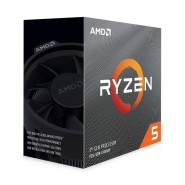 AMD Ryzen 5 3600 Hexa-Core 3.6GHz c/ Turbo 4.2GHz AM4
