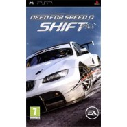Need for Speed Shift PSP - Apenas UMD sem Caixa