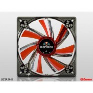 Ventoinha Enermax T.B. Apollish UCTA14N-R 140mm - red