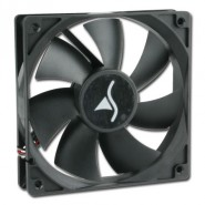 Ventoinha Sharkoon System Fan Series 140mm silent