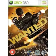WANTED - Weapons of Fate Xbox 360