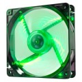 Ventoinha Nox Coolfan 120mm LED Green